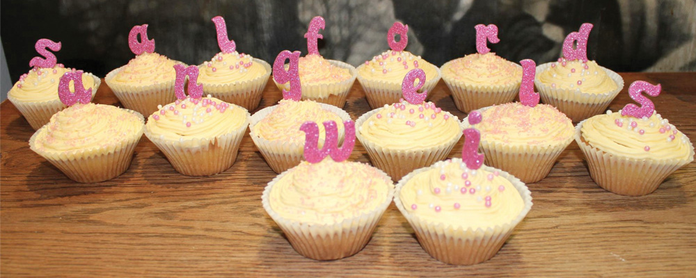 Salford Wi - Cakes